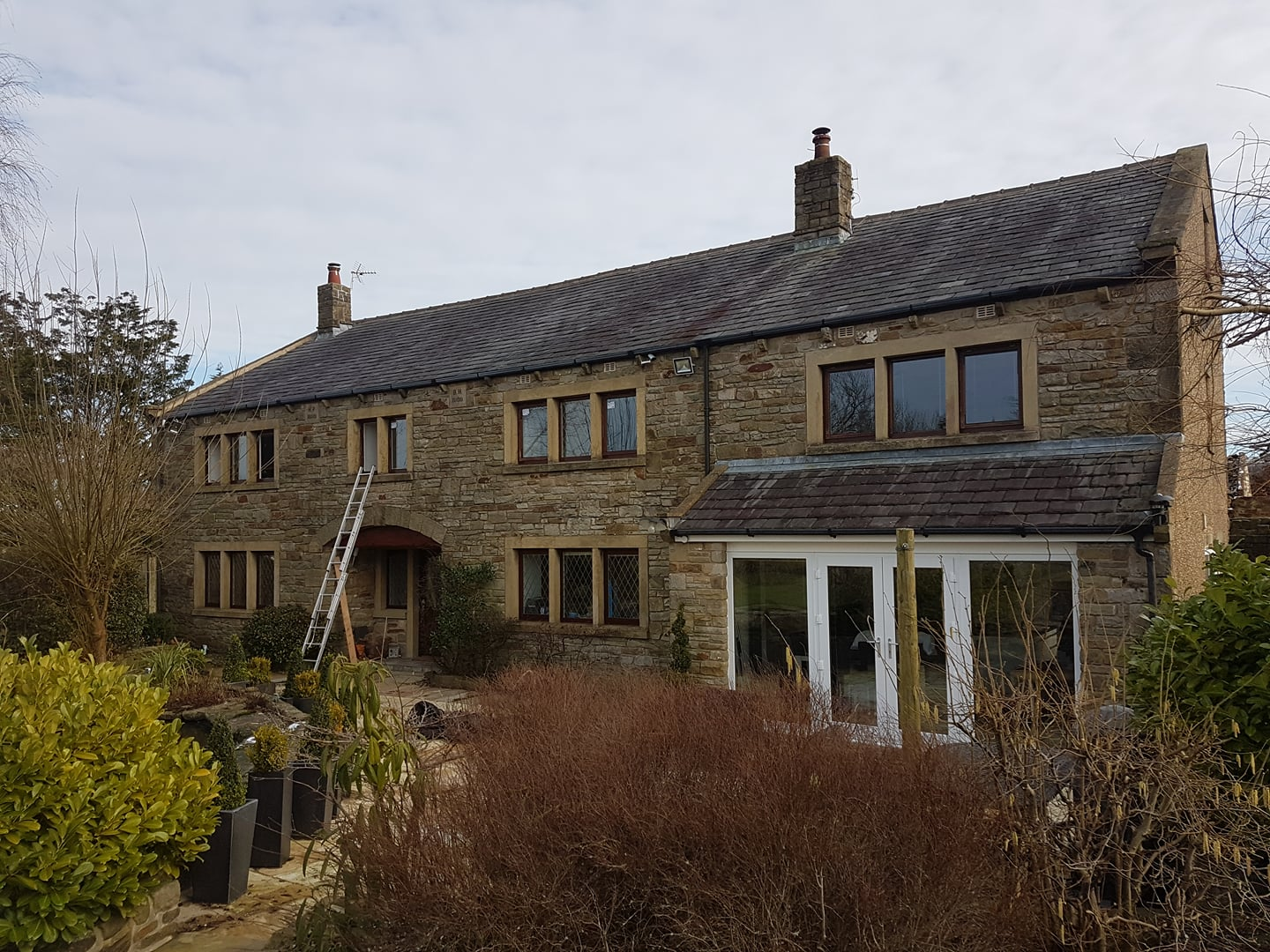 Double Glazed Sash Windows Ribble Valley