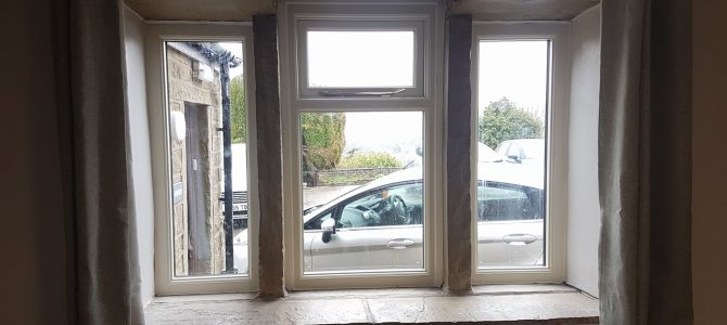 Timber Casement Windows, Rawtenstall