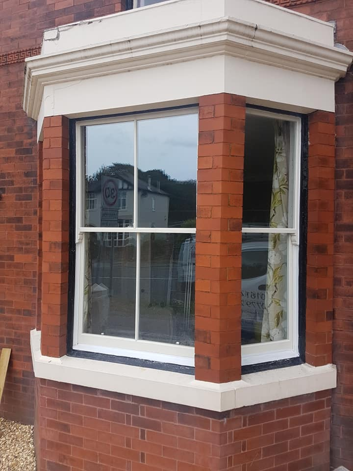 Double Glazed Sash Windows Lancashire
