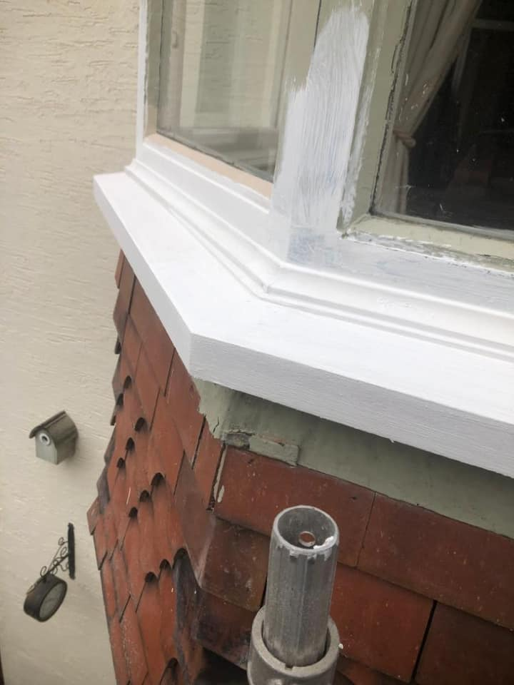 Sash Window Renovation Formby
