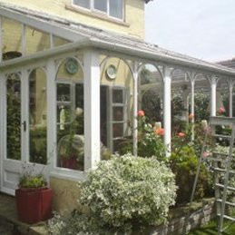 Conservatory Timber Window Repair After