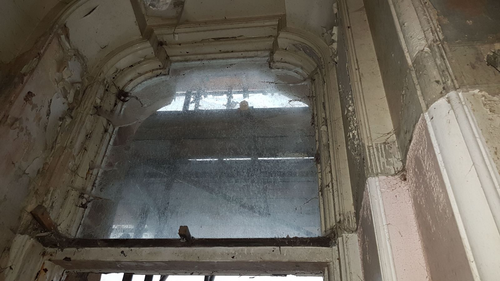 sash window restoration, Cumbria - Ulverston